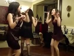 Egyptian whorehouse  sexy  girls having fun -