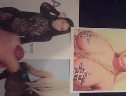 Nicki Minaj Cum Tribute 2