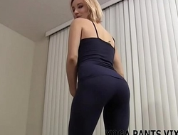 My yoga always makes your cock so hard JOI