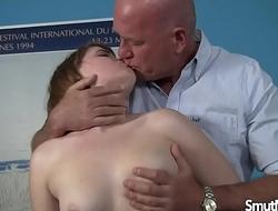 Young Ariel Stonem takes cock