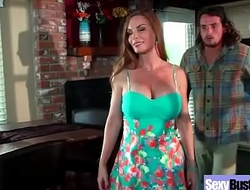 Naughty Milf (Diamond Foxxx) With Bigtits Take It Hard mov-11