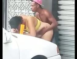 pareja cogiendo en la calle pillados por cachondos candidarchives.net