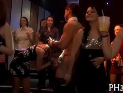 Oral-sex party
