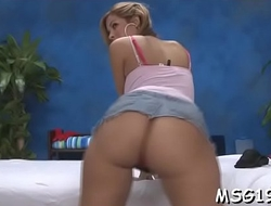 Perfect playgirl is stripping