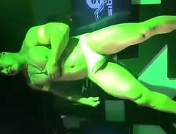 SEXY STRIPPER SHOW GOGO DANCER