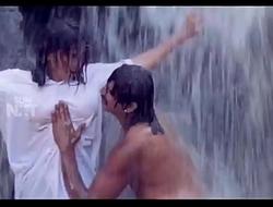 Akhila Nipple Show Transparent dress - Cleaned version