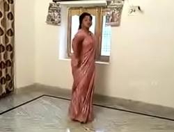 Telugu lanja dance with sexy body